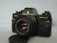 ' BCA -MINT- ' Praktica BCA SLR Camera + 50mm Lens £17.99